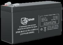 SNR-BAT-12-9-GP - Аккумуляторная батарея, AGM, 9Ач, 12В