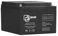 SNR-BAT-12-24-GP - Аккумуляторная батарея, AGM, 24Ач, 12В