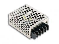 Технические характеристики: Выход: Напряжение постоянного тока 24V Номинальный ток 0.625A Диапазон тока 0-0.625A Номинальная мощность 15W Уровень шума на выходе 200mVp-p Диапазон регулировки напряжения 22-27