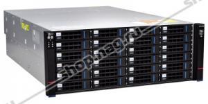 Дискова полкаSNR-JB436R,4U, служит для подключения дополнительных жестких дисков к серверу В комплект входит: Шасси SNR-JB436R, 4U - 1шт Жесткие диски: