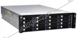 Дискова полкаSNR-JB324R,3U, служит для подключения дополнительных жестких дисков к серверу В комплект входит: Шасси SNR-JB324R, 3U - 1шт Жесткие диски: