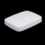 Dahua DHI-NVR2108-8P-4KS2 - IP-видеорегистратор 8-ми канальный с PoE, до 8Мп, до 80Мбит/с, 1HDD до 6ТБ, аудио вх./вых., HDMI, VGA, 2 порта USB2.0, 8x PoE
