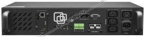 Линейно-интерактивные источники бесперебойного питания ИБП (UPS) SNR c SNMP картой предназначены для защиты оборудования на узле доступа. Данный ИБП безвстроенных АКБ