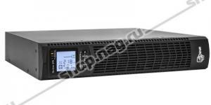 SNR-UPS-ONRM-1000-X24 - ИБП on-line серии Element, мощность 1000ВА/900Вт 24VDC, без встроенных АКБ, ток заряда до 6А