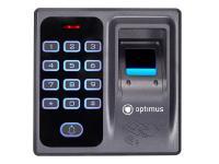 Основные характеристики: Количество отпечатков 500 Сканер отпечатков пальцев Оптический, режим работы 1:N Скорость считывания менее 1 сек. Описание: SKF-010 – биометрический контроллер со встроенными считывателями отпечатка пальцев, считывателем карт и кодонаборной клавиатурой