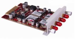LAVoice LVX-M4G - Модуль, 4*GSM для IP-АТС LAVoice-100/500