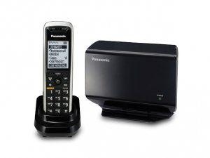 Panasonic KX-TGP500B09 - IP-телефон с радиотрубкой
