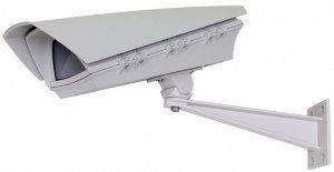 TFortis TH-02 - Термокожух для IP-видеокамеры, от –45С до +50С, кронштейн Videotec WBJA