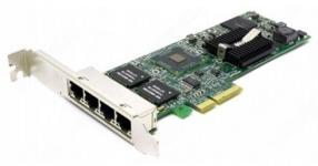 Сетевой адаптер SNR-E1G44ET2 предназначен для использования в высокопроизводительных серверах. Оптимизирован таким образом, чтобы избегать эффекта бутылочного горлышка в сетевых приложениях