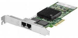 Сетевой адаптер SNR-E1G42ET предназначен для использования в высокопроизводительных серверах. Оптимизирован таким образом, чтобы избегать эффекта бутылочного горлышка в сетевых приложениях