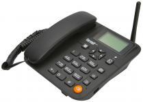 Стационарный GSM-телефон Termit FixPhone v2 rev.3.1.0 c SIM-картой предназначен как для корпоративных потребителей, так и для частных лиц, в том числе пожилых людей и даже детей