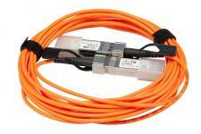 Описание MikroTik S+AO0005 Активный оптический кабель прямого подключения с разъёмами SFP+ — выгодный способ соединения двух устройств SFP / SFP+на сверхмалых расстояниях, например: в серверных стойках и между соседними стойками