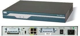 Стандартная комплектация:Объем Flash: 32Мб (можно расширить до128), объем DRAM 128Мб (можно расширить до384), 1 блок питания AC Cisco 1841 — маршрутизаторы, ориентированные прежде всего на компании с небольшими и средними офисами
