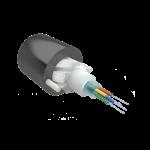 Назначение: Оптический кабель Alpha Mile Микро ADSS (601-02-ХХ*) предназначен для прокладки между зданиями и опорами контактной сети электротранспорта или линий электропередачи до 12 кВ