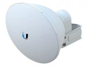 Технические характеристики Ubiquiti airFiber 5G-23-S45 Вес без упаковки — MIMO 2x2 Угол излучения в верт. пл. — Рабочая частота 5 ГГц Усиление сигнала 23 дБи Поляризация двойная наклонная Макс