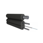 Назначение: Абонентский оптический кабельAlpha Mile FTTx (604-03-XX*)предназначен для прокладки внутри помещений, чердачных помещений, в трубах, кабель-каналах, лотках