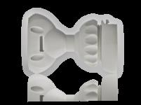 Описание RF elements NanoBracket SXT Light Монтажный комплект, разработанный специально для популярных беспроводных клиентских устройств и обеспечивающий простую, быструю и безопасную установку линейкиSXT(кромеSXTsq)