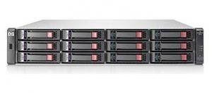 Дисковый массив поддерживает только оригинальные диски HP. В комплект входит: Шасси дискового массива HP StorageWorks P2000 3.5с двумя блоками питания- 1шт Контроллер HP P2000 G3 10 Гбит/с 10GBE iSCSI - 2шт В комплект не входят HDD и салазки Рельсы для установки в стойку - нет Массивы HP StorageWorks P2000 G3 MSA идеально подходят для использования в отделах крупных предприятий и компаниях малого и среднего бизнеса