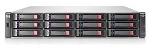 Дисковый массив поддерживает только оригинальные диски HP. В комплект входит: Шасси дискового массива HP StorageWorks P2000 3.5с двумя блоками питания- 1шт Контроллер P2000 G3 6 Гбит/с SAS - 2шт В комплект не входит хост контроллер SAS/SATA и кабель к нему В комплект не входят HDD и салазки Рельсы для установки в стойку - нет Массивы HP StorageWorks P2000 G3 MSA идеально подходят для использования в отделах крупных предприятий и компаниях малого и среднего бизнеса