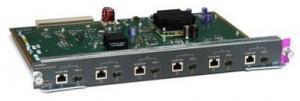 Модуль, 6 комбо портов 10/100/1000Base-T - 1000BaseX (SFP) для Cisco Catalyst 4500 Series. Описание на сайте производителя
