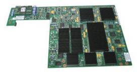 Модуль распределенной коммутации Distributed Forwarding Card 3C (DFC3C) для работы с интерфейсными модулями поддерживающими CEF720. (используется только