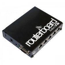 Описание Mikrotik RBMRTGx2 Полноценный маршрутизатор для использования внутри помещений, собранный на базе материнской платы RB850Gx2. Пять гигабитных портов, мощный сетевой процессор P1023NSN5CFB с частотой 500 МГц и 512 МБ оперативной памяти обеспечивают высокую производительность даже при построении крупной офисной сети