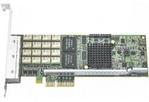 Сетевой адаптер PE2G4BPi35LA-SD может работать в трех режимах: Normal, Disconnect и Bypass. В режиме Normal все порты представляют из себя независимые интерфейсы