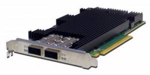 Silicom PE3100G2DQiR-QX4 - Сетевая карта 2 порта 10G/25G/40G/100GBaseX Content Director (QSFP28, Intel FM10420), полнопрофильная. Поддержка фильтрации, коммутации/маршрутизации и зеркалирования пакетов на хост на чипе карты. Производство Израиль.