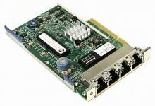 Сетевой адаптер HP Ethernet 1Gb 4-port 331FLR для серверов HP DL360p/380p G8. 4-портовый адаптер Ethernet (RJ45), скоростью 1Gb для установки в слот FlexibleLOM