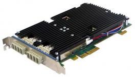 Сетевой адаптер PE2G4BPFi80-LX-SD-R может работать в трех режимах:Normal,DisconnectиBypass. В режимеNormalвсе порты представляют из себя независимые интерфейсы