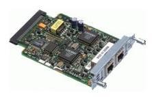 Голосовой модуль с 2-мя цифровыми портами для подключения к АТС Основные особенности: Совместимость для маршрутизаторов Cisco 1751/1760/2691/3725/3745/3660/2600XM