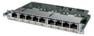 Высокопроизводительные модули (HWIC) Cisco EtherSwitch с 4 и 9 портами 10/100 поддерживаются маршрутизаторами Cisco 1800 (модульными), 2800, и 3800 серий и позволяют покупателям малого бизнеса и корпоративным клиентам объединить маршрутизатор и коммутатор в одно устройство
