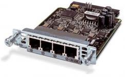 Голосовые/факсовые сетевые модули Cisco для маршрутизаторов унифицированных коммуникаций Cisco 2800, 2900, 3800 и 3900 серий обеспечивают поддержку пакетных голосовых технологий, включая VoIP (H