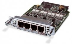 Модуль формата VIC (Voice Interface Card) для маршрутизаторов Cisco . Используется для связи маршрутизатора с внешней телефонной системой. Функциональность: Поддержка маршрутизаторов Cisco серий 17хх, 26хх, 28хх, 36хх, 37хх, 38хх