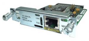 Рекомендуется замена на Модуль Cisco WIC-4ESW Описание: Однопортовый модуль WIC (WAN Interface Card) реализует один порт Ethernet для маршрутизатор в 1700-й серии