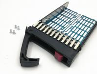 Салазки для жёстких дисков SATA/SAS дисков 2.5. Совместим со следующими системами: BL20p G4, BL25p G2, BL45p G2, BL460c, BL465c, BL480c, BL685c, DL180 G6, DL360 G4p (SAS), DL360 G5/G6/G7, DL365, DL380 G4 (SAS), DL380 G5/G6/G7, DL385 G2, DL580 G3, DL580 G4, DL585 G2, ML350 G5, ML370 G4, ML370 G5, ML570 G3, ML570 G4 и др