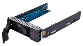 Салазки для SATA/SAS дисков 3.5 Совместим со следующими системами: HP ProLiant DL160 G8 HP ProLiant DL320e G8 HP ProLiant DL360e G8 HP ProLiant DL360p