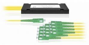 SNR-CPC1310-1x12-SC/APC - Делитель оптический одномодовый корпусный 1х12 single window (1310nm) с разъемами SC/APC