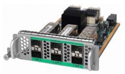 Модуль расширения, 6 портов 1/2/4/8-Gbps Fibre Channel (SFP+) для Cisco Nexus 5000.