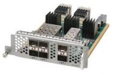 Модуль расширения, 6 портов 10GE (SFP+) для Cisco Nexus 5000.