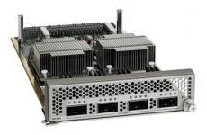 Модуль расширения, 4 порта 40GE (QSFP+) для Cisco Nexus 5500.
