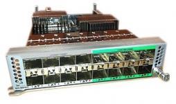 Модуль расширения, 8 портов 1- 10GE (SFP+), 8 портов 1/2/4/8Gbps Fibre Channel (SFP+, SFP), для Cisco Nexus 5500.
