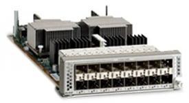 Модуль расширения, 16 портов 1- 10GE (SFP+), для Cisco Nexus 5500, для Cisco Nexus 5500.