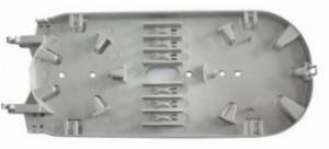 Сплайс-кассета SNR-TR-O/Q устанавливается в оптические муфты и предназначена для фиксации и защиты термоусадочных гильз КДЗС. Конструкция кассеты позволяет размещать до 24гильз КДЗС 40/45/60 мм (по 12шт в два ряда), а также размещать запас оптических волокон
