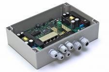 TFortis PSW-2G4F - PoE-коммутатор уличный управляемый, 4*802.3af/Passive PoE 10/100Base-Tx, 2*SFP 1000Base-X