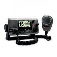 Радиостанция Garmin VHF 200 обеспечивает радиосвязь, а также повышенное удобство работы и безопасность для пользователей во всем мире. Стандартный вариант VHF 200 включает в себя двухстороннюю систему мегафона