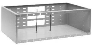 Адаптерные планки SC, FC/ST в комплект поставки не входят. Стоечный оптический кросс SNR-ODF-96R-LE используется для коммутации, распределения оптоволоконных кабелей связи и защиты мест сварки от повреждений