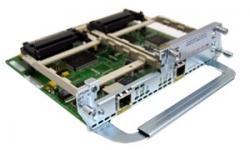 2 порта 10/100BaseT Ethernet, 2 слота для модулей WIC для Cisco Routers Модуль формата NM (Network Module) для маршрутизаторов Cisco 2691/3600/3700/3800