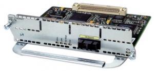 1 порт 100BaseFX Ethernet для Cisco Routers (возможна перепайка) Таблица модулей Cisco (Router module) Производитель: Cisco