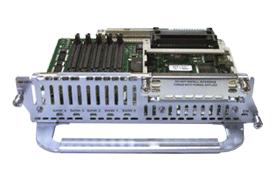 Описание: Голосовые модули высокой плотности (High Density Voice Network Modules) предназначены для внедрения VOIP технологии на базе маршрутизаторов Cisco 2600, 2800, 3600, 3700, 3800 серии